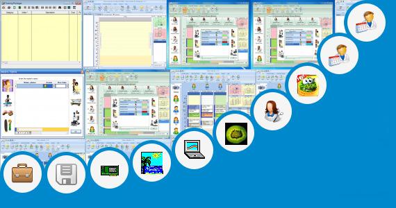 Printable Salon Client Profile Cards Salon Client Profile Card