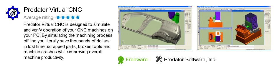 Predator Virtual CNC