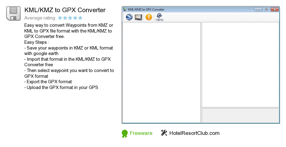 Free kml kmz to gpx converter download 0 bytes for Kmz to dxf