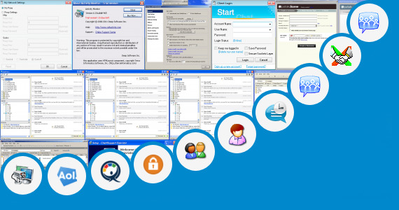 Software collection for View Chat History Paltalk