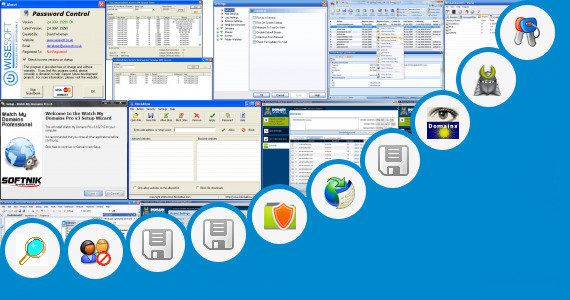Software collection for Use Synology Domain Controller