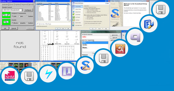 Software collection for Uc Browser X6 Bengali Font Support