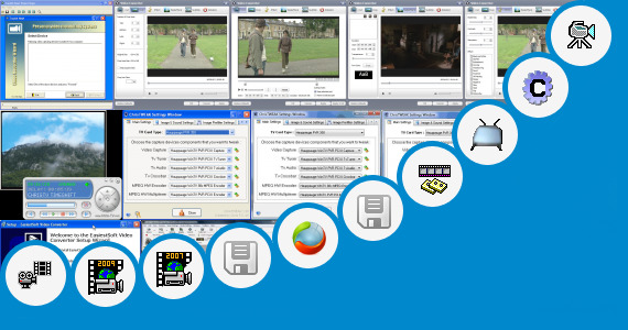 Software collection for Wdm Video Capture Driver Win7