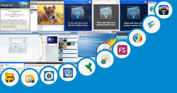 Software collection for Facebook Photo Uploader Apps Jar