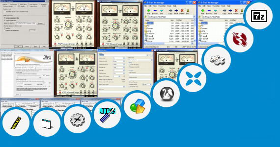 Software collection for Jdk 7 High Compressed