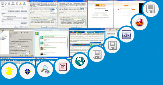 Dolphin Browser Windows Pc German - Wyzo and 40 more