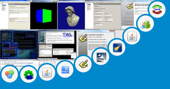Software collection for Contoh Source Code Interface Java