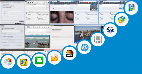 Software collection for Convert Ajp To Avi Online