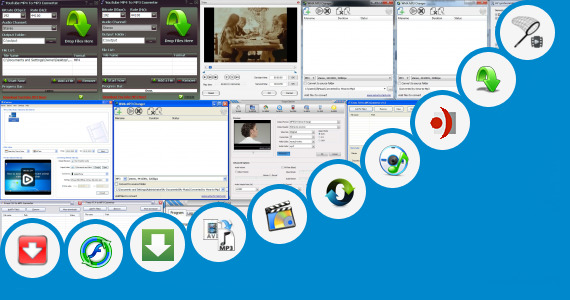 Software collection for Convert Ustream Video To Mp3