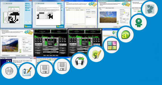 Software collection for The Mic Pix Application