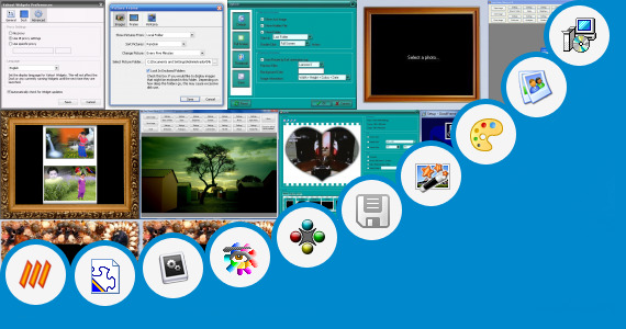 Software collection for Top 10 Photo Frame Software