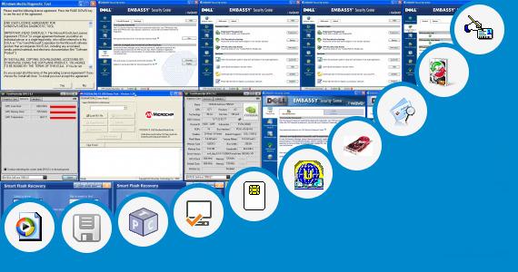 Программатор z3x box (samsung edition) 30 кабелей в интернет-магазине мастерда