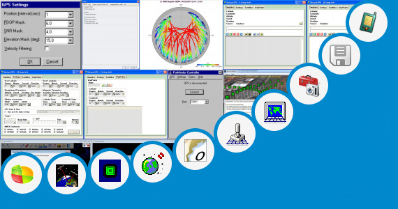 Software collection for Simcom Nmea Gps Demo Tool