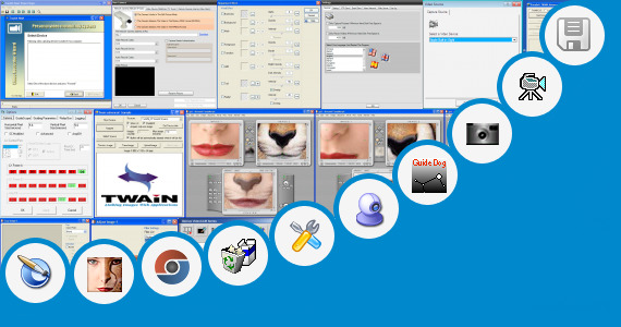 Software collection for Super Rainbow Web Camera Drivers