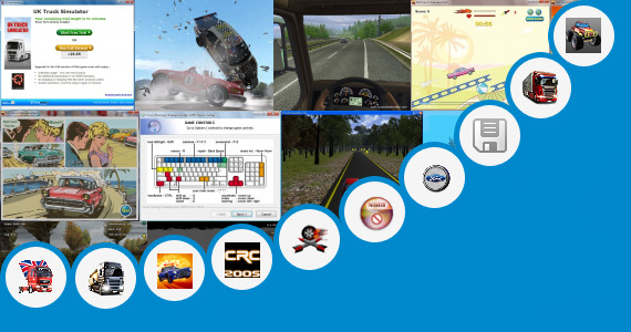 Software collection for 4x4 Off Road Drive Game Mod