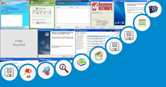 Software collection for Gigabyte Raid Configurer