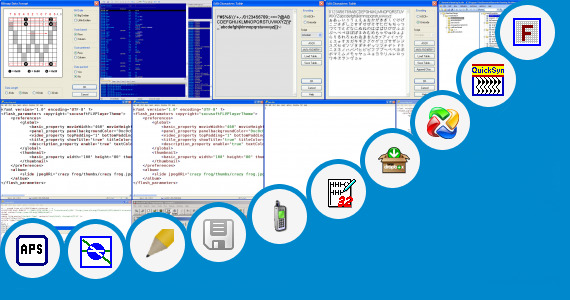 Software collection for Ascii Importer Exporter