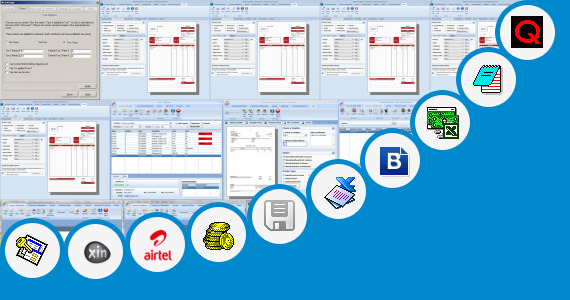 Software collection for Bill Payment Coupon Template Word