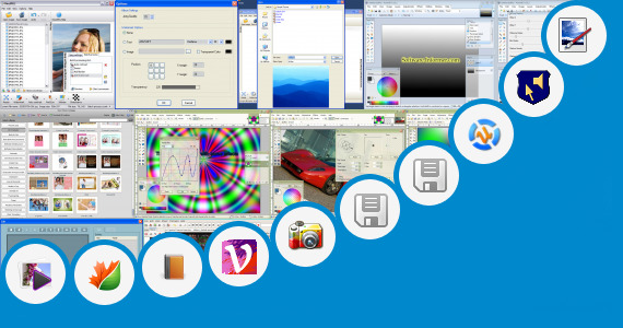 Software collection for Digital Watermarking Project Vb Net