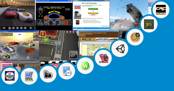 Software collection for Car Repair Simulation Games