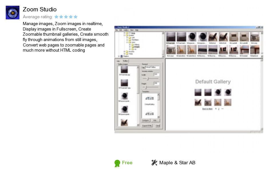 Zoom Studio