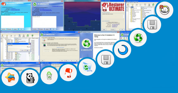 Software collection for Undelete Deep Freeze