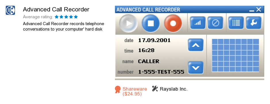 Advanced Call Recorder