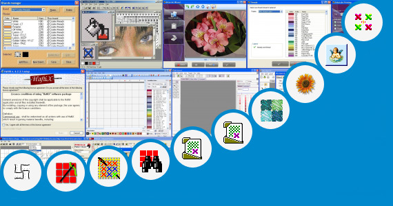 Software collection for Dmc Cross Stitch Patterns For Free