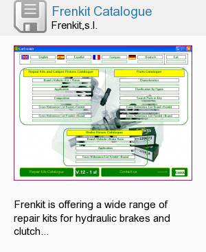 Frenkit Catalogue
