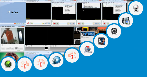 Software collection for Mfc Webcam Video