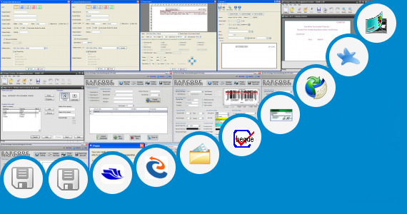Software collection for Singapore Cheque Printing Software