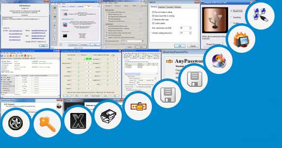 Software collection for Usb Master Clean Pro Serial