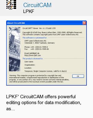 CircuitCAM