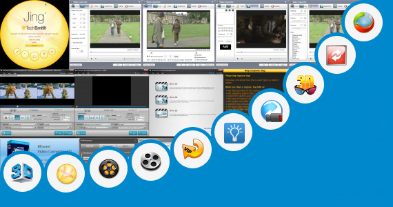 Software collection for Top 10 Capture Video Software