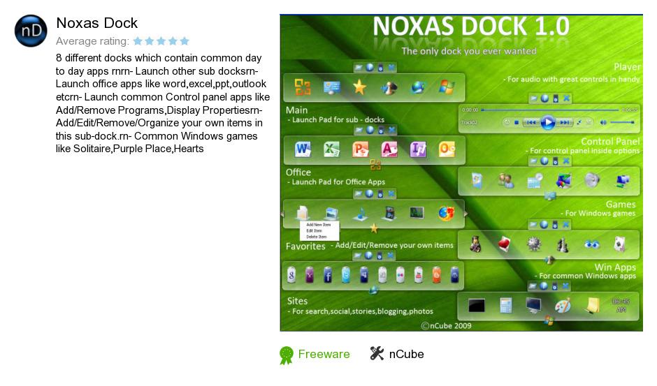 Noxas Dock