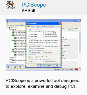 PCIScope