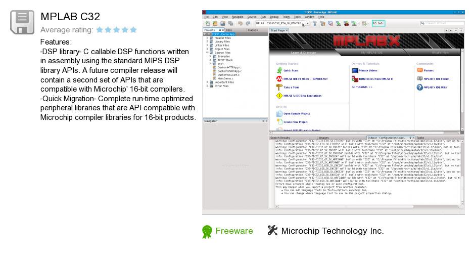 Mplab download windows 7