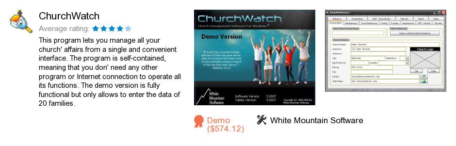ChurchWatch