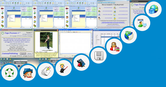 Software collection for Teachers Day Program