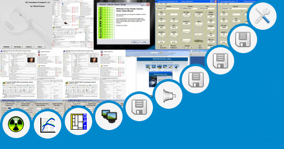 Software collection for Machine Estimating