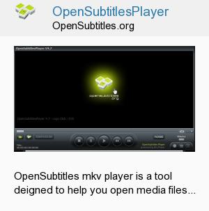 OpenSubtitlesPlayer
