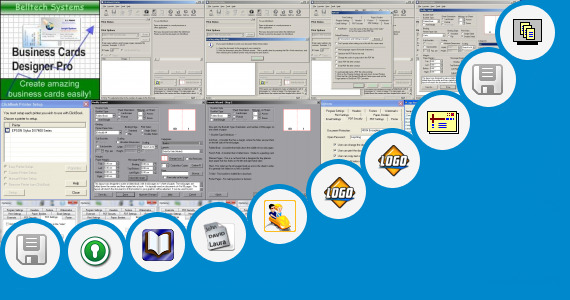 Software collection for Sample Of Pawn Shop Business Card