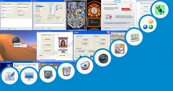 Software collection for Themes Frontpage 2000