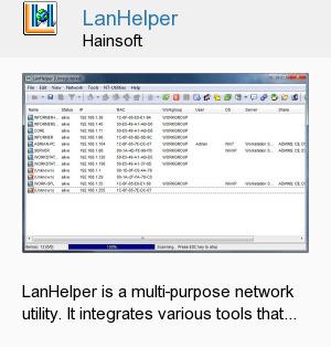 LanHelper