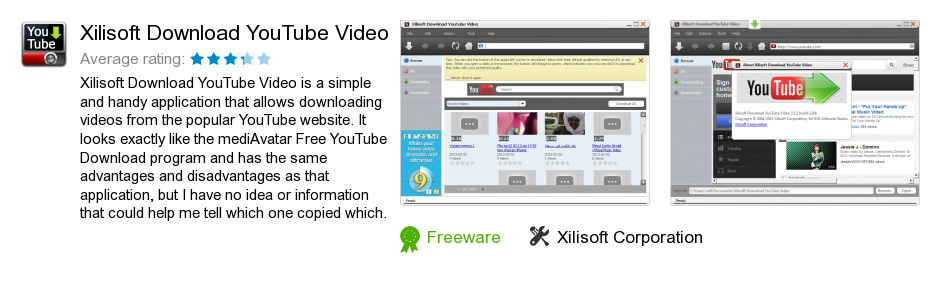 Xilisoft Download YouTube Video