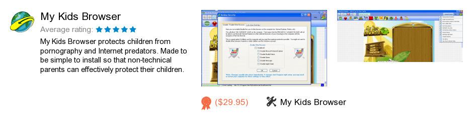 My Kids Browser