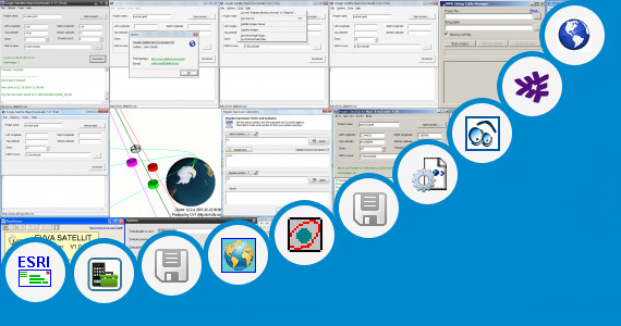 Software collection for Satellite Tool Kit 9