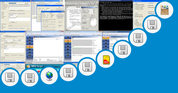Software collection for Mks Toolkit 64 Bit