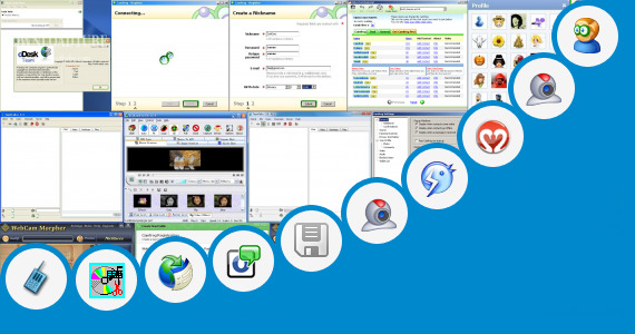 Software collection for Children Webcam Chat Rooms