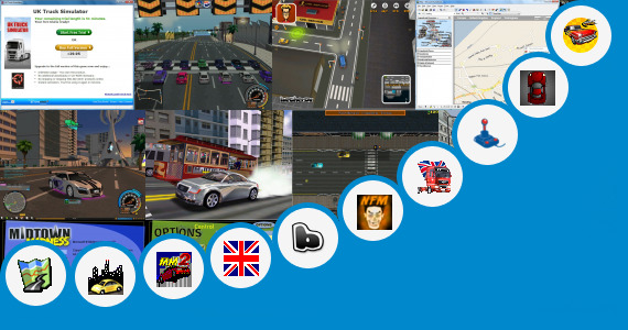 Software collection for City Car Driving Car Pack